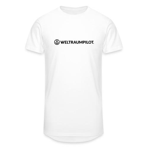 weltraumpilotquer - Männer Urban Longshirt