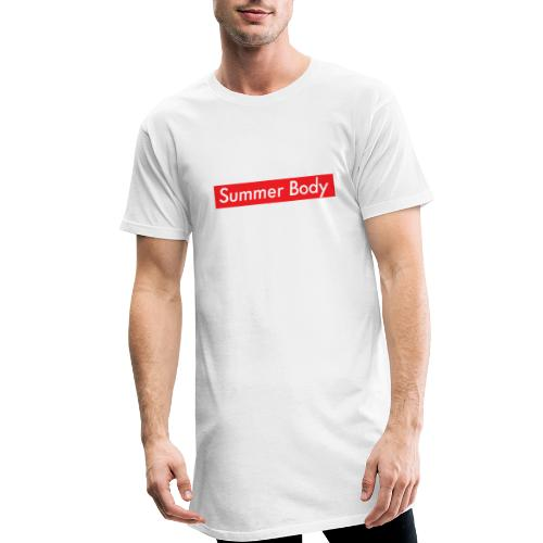 Summer Body - T-shirt long Homme