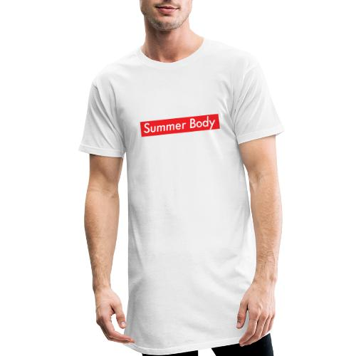 Summer Body - T-shirt long Homme