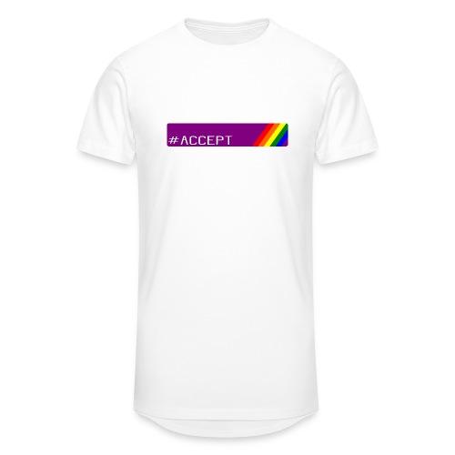 79 accept - Männer Urban Longshirt