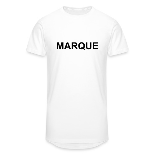 MARQUE - T-shirt long Homme