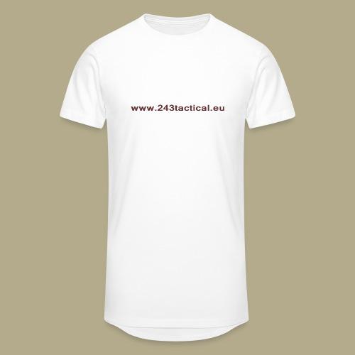 .243 Tactical Website - Mannen Urban longshirt