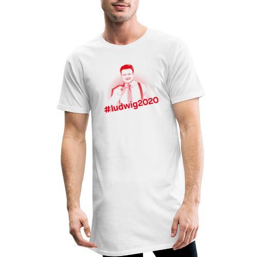 Ludwig 2020 Illustration - Männer Urban Longshirt