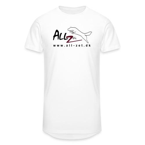 All Zet Logo - Herre Urban Longshirt