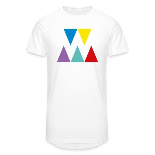 Logo We are les filles - T-shirt long Homme