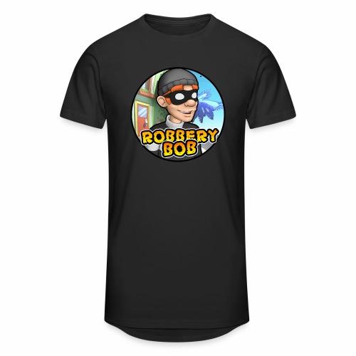 Robbery Bob Button - Men's Long Body Urban Tee