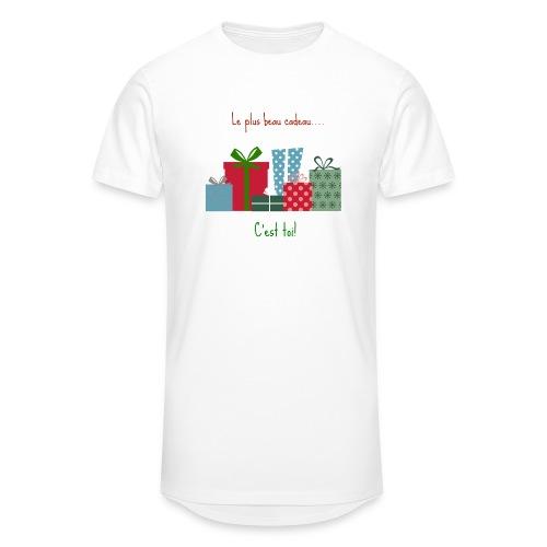 Le plus beau cadeau - T-shirt long Homme