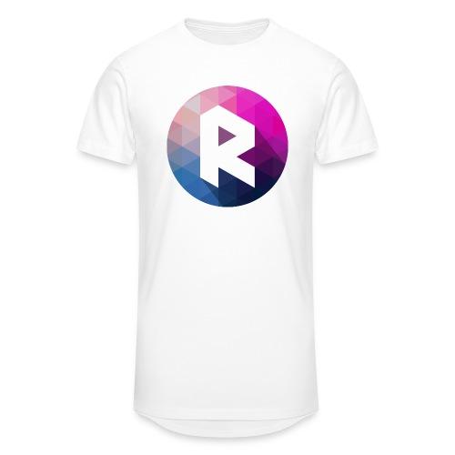 radiant logo - Men's Long Body Urban Tee