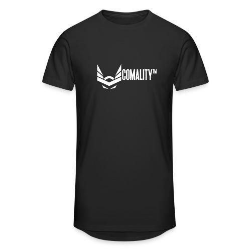 T-SHIRT | Comality - Mannen Urban longshirt