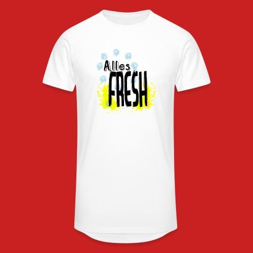 Alles Fresh / Frisch Sommer Eis - Männer Urban Longshirt