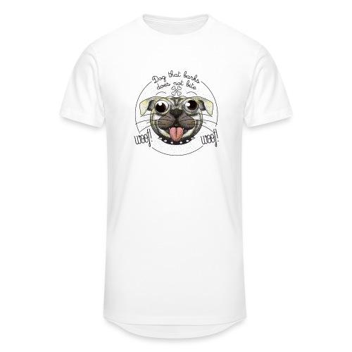 Dog that barks does not bite - Maglietta  Urban da uomo