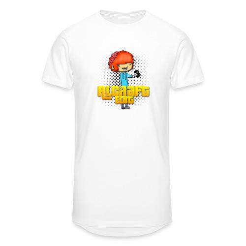 Diseño Simple AlCraft Edit - Camiseta urbana para hombre