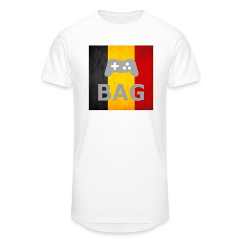 BelgiumAlpha Games - Men's Long Body Urban Tee