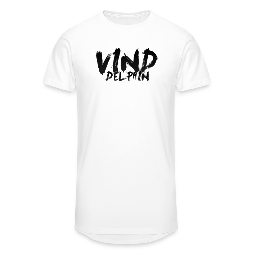 VindDelphin - Men's Long Body Urban Tee