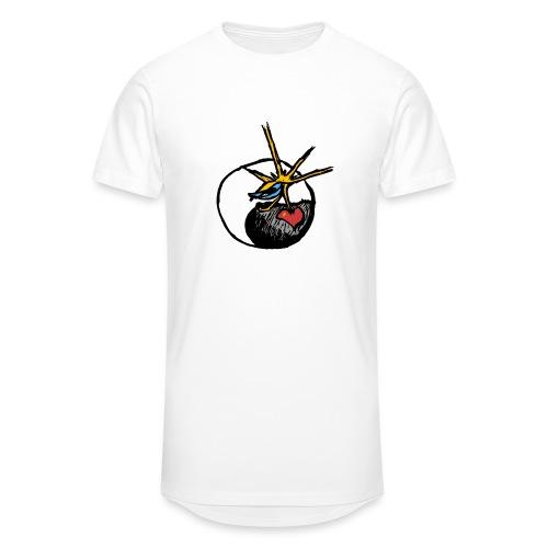 Mindfackt logo - Miesten urbaani pitkäpaita