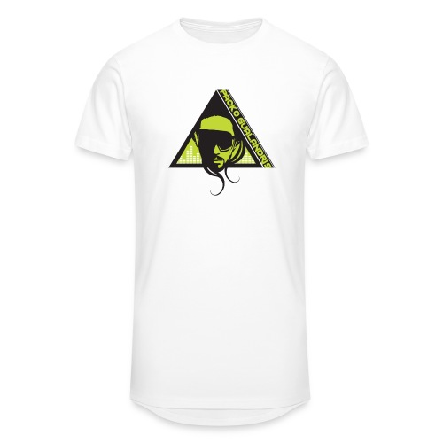 PACKO LOGO 2017 RGB PNG - Men's Long Body Urban Tee