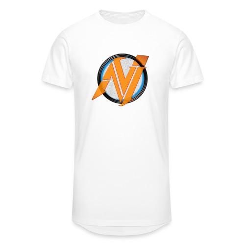 invi.rocks Logo - Männer Urban Longshirt