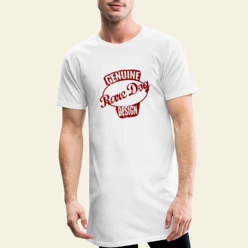 raredogdesign - Herre Urban Longshirt