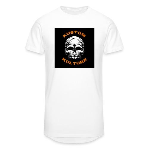 Sans Maxilaire - T-shirt long Homme