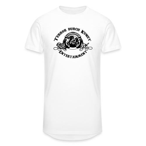 tdklogoschwarz 3 - Männer Urban Longshirt