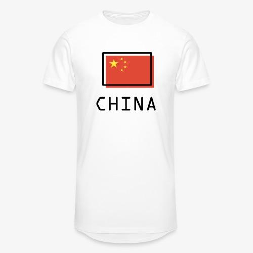 CPA China - Männer Urban Longshirt