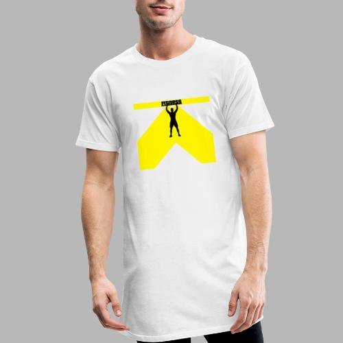 Fitness Lift - Männer Urban Longshirt
