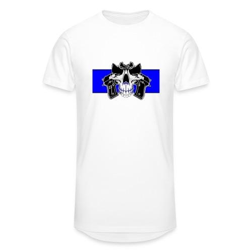 skull full - Camiseta urbana para hombre