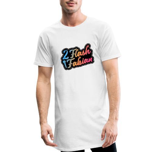 2flash fabian - Männer Urban Longshirt