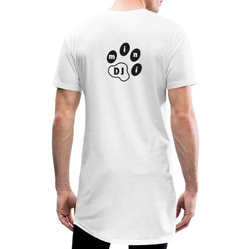 DJMini Logo - Herre Urban Longshirt