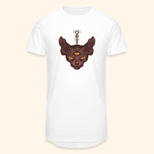 Bastet - Camiseta urbana para hombre