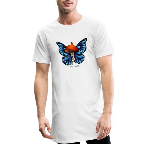 Mystified Butterfly - Mannen Urban longshirt