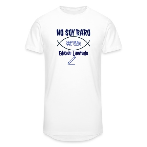 Edicion limitada - Camiseta urbana para hombre
