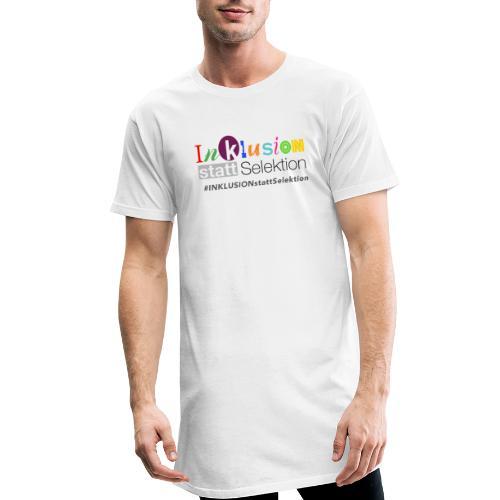 Inklusion statt Selektion - Männer Urban Longshirt