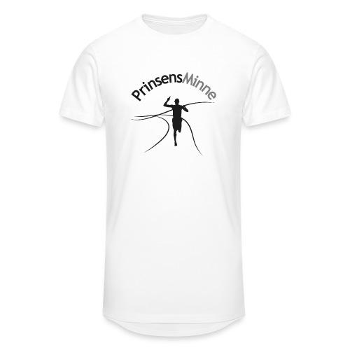 PrinsensMinne logga - Urban lång T-shirt herr