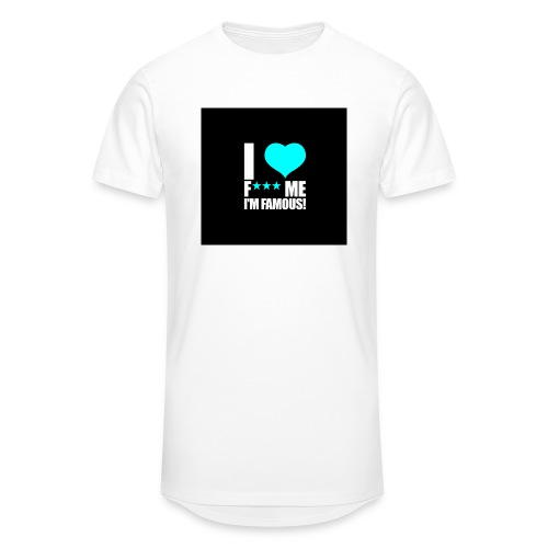 I Love FMIF Badge - T-shirt long Homme