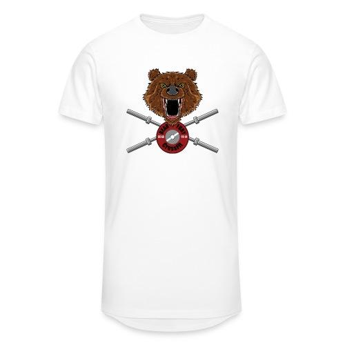 Bear Fury Crossfit - T-shirt long Homme