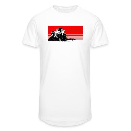 Sunset tractor - Maglietta  Urban da uomo