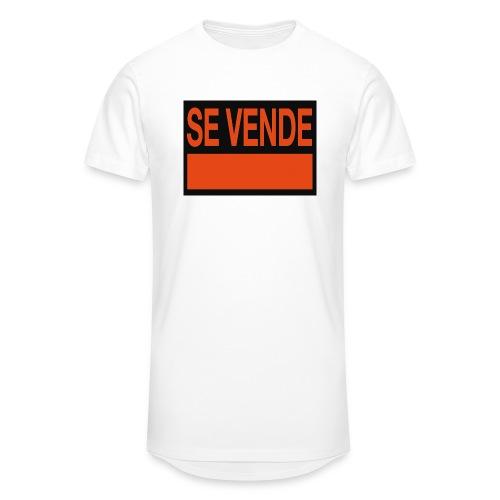 SE VENDE - Camiseta urbana para hombre
