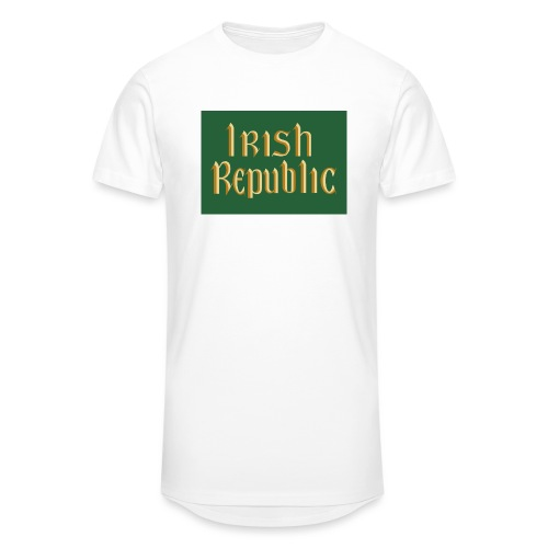 Original Irish Republic Flag - Men's Long Body Urban Tee