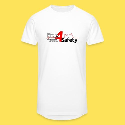 Ride 4 Safety - Maglietta  Urban da uomo