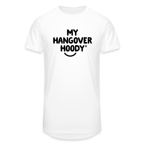 The Original My Hangover Hoody® - Men's Long Body Urban Tee