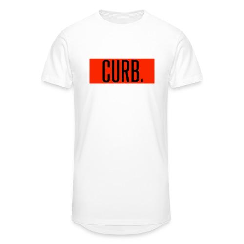 CURB red - Männer Urban Longshirt