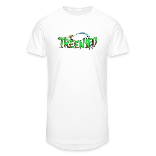 Treenied - Urban lång T-shirt herr
