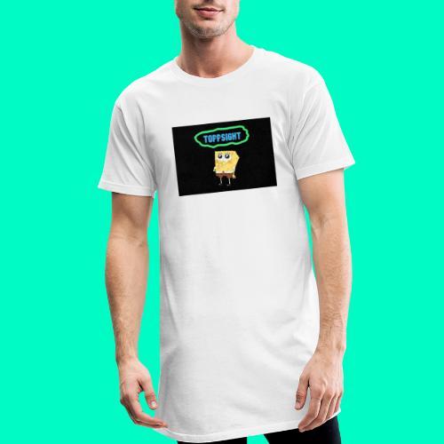 Topsight - Urban lång T-shirt herr