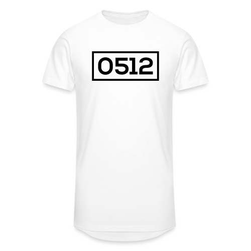 0512 - Mannen Urban longshirt
