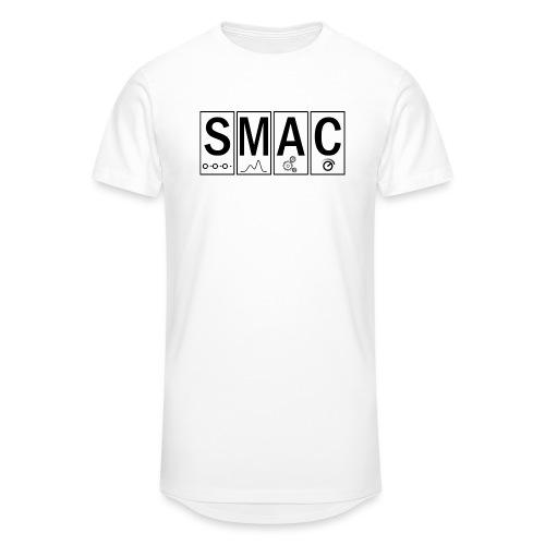SMAC3_large - Men's Long Body Urban Tee