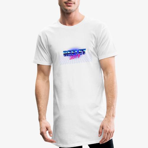 Reflet Vintage - T-shirt long Homme