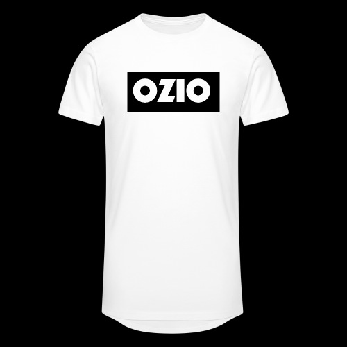 Ozio's Products - Men's Long Body Urban Tee