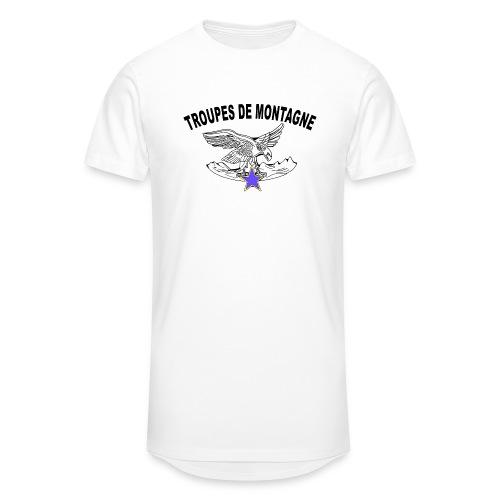 choucasTDM dos - T-shirt long Homme