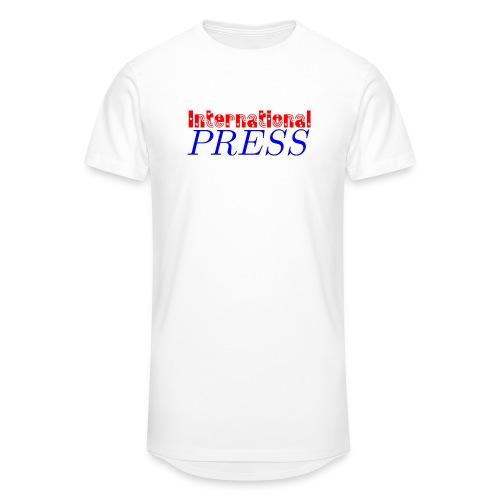 int_press-png - Maglietta  Urban da uomo